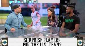 Who Will Be The Surprise Players For The USWNT In The World Cup? [Video]