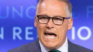 Jay Inslee says DNC shut him down on plea for climate change debate [Video]