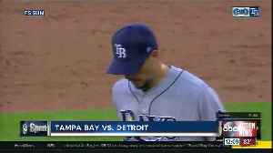 Charlie Morton's unbeaten streak at 20 after Tampa Bay Rays blank Detroit Tigers 4-0 [Video]