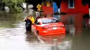 Heavy Rain and Floods Strike Central Mexican City [Video]