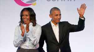 Spotify Announces Exclusive Podcast Deal With Barack And Michelle Obama [Video]