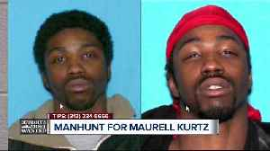 Detroit's Most Wanted: Maurell Kurtz wanted for alleged sexual relationship with young girl [Video]