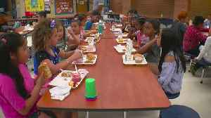 USDA Program Provides Summer-Long School Lunch [Video]