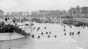 D-Day 75th anniversary: The key facts and figures from history's largest seaborne invasion [Video]