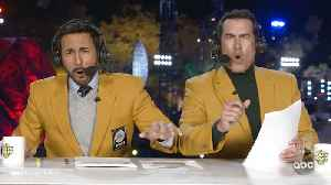 Joe Tessitore and Rob Riggle Host Holey Moley on ABC [Video]