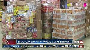 Midwest Food Bank helping tornado relief efforts in Midwest [Video]