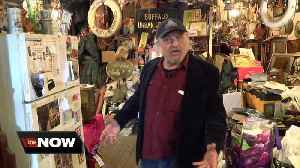 There is an amazing collection of everything at Sloan's Antiques [Video]