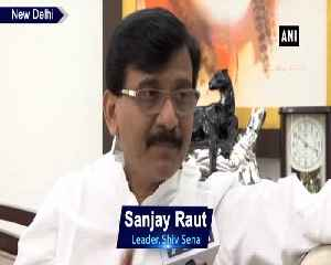 It is Shiv Sena right to get Deputy Speaker post in Lok Sabha Sanjay Raut [Video]
