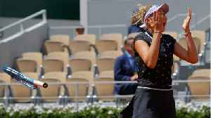 American Teen Stuns French Open Champion [Video]