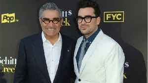 Dan Levy Says 'Schitt's Creek' Is A Win For Queer Representation [Video]