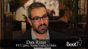 Focus On The Outcome: WarnerMedia's Riess [Video]