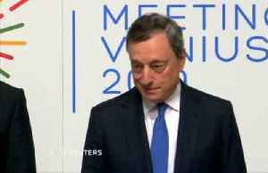 ECB pushes back rate hike again as outlook darkens [Video]