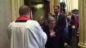 Bishop Paprocki Bars Springfield Lawmakers From Communion [Video]