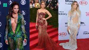 J.Lo's Fashion Evolution [Video]