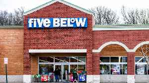 How Five Below Is Avoiding Becoming Ten Below [Video]