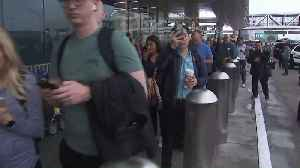 LAX's Terminal 1 Evacuated Due to Security Issue, Leaving Flight Cancellations and Delays [Video]