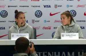 Early Olympics bow out motivation for U.S. going into the World Cup – Alex Morgan [Video]