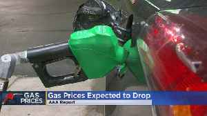 Gas Prices Are Expected To Drop [Video]
