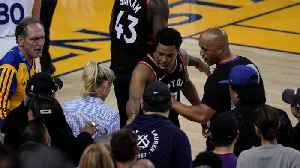 Part Owner Of Warriors Ejected For Pushing Kyle Lowry [Video]