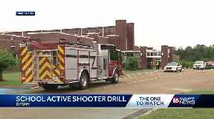 Hinds County Schools train for active shooter [Video]