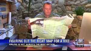 hikers and travelers other than Apple or Google maps [Video]