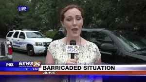 Gulfport Police Close Off Section of Gulfport as Dangerous Situation Unfolds [Video]