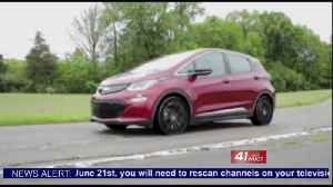 Morning Business Report: General Motors testing airless tires and Fiat Chrysler-Renault merger is de [Video]