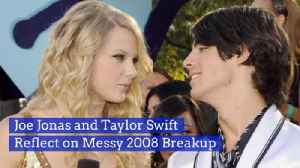 Joe Jonas And Taylor Swift Used To Be A Thing [Video]