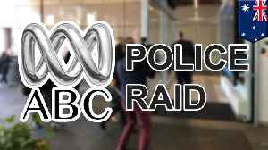 Australian media headquarters raided by federal police [Video]