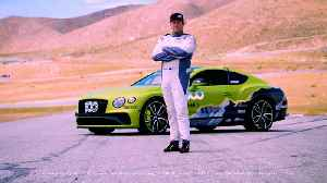 Bentley Continental GT set for Pikes Peak record attempt [Video]