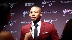 Charles Michael Davis Interview 'Younger' Season 6 New York Premiere Red Carpet [Video]