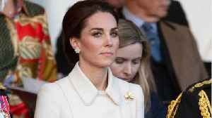 Kate Middleton Makes Stylish Surprise Appearance In London [Video]