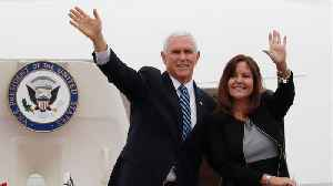 Inside The Marriage Of Mike And Karen Pence [Video]
