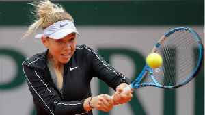 17 Year-Old Anisimova's Grand Slam Dreams Come To An End In French Open [Video]