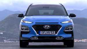 All-New Hyundai Kona Hybrid Design [Video]