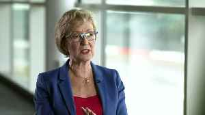 Andrea Leadsom: My plan will make sure we actually leave [Video]