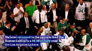 Paul Pierce Admits He Needed Wheelchair in 2008 NBA Finals to Use the Bathroom [Video]