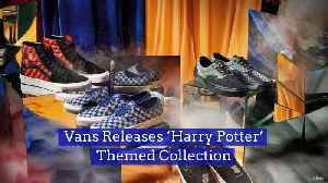 Vans Releases 'Harry Potter' Themed Collection [Video]
