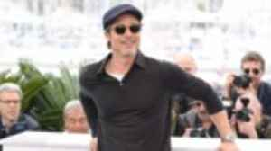 Brad Pitt Makes It Clear to Group of Men Planning