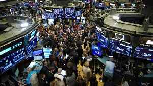 Wall Street Aflutter With Trade Optimism, Hope For Interest Rate Cuts [Video]