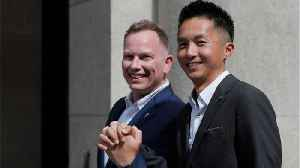 Hong Kong Court Favors Gay Couple In Landmark Victory For LGBTQ Rights [Video]