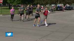 Torch Run for Special Olympics in Neenah [Video]