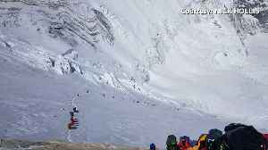 'Incompetence' behind Everest deaths - mountaineer [Video]