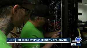 Two Elbert County schools get free safety upgrades from security company [Video]