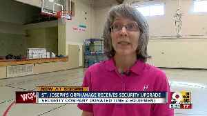 St. Joseph Orphanage gets free security upgrades [Video]