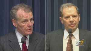 Mike Madigan, John Cullerton Barred From Communion In Springfield Over Abortion Votes [Video]