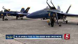 Blue Angels return to Middle Tennessee for first time since deadly crash [Video]