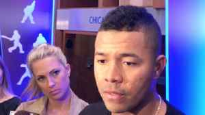 Jose Quintana on the Cubs' loss to the Rockies and the Craig Kimbrel signing [Video]
