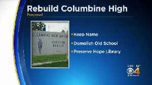 Jeffco Public Schools Considers Demolition Of Columbine High School [Video]