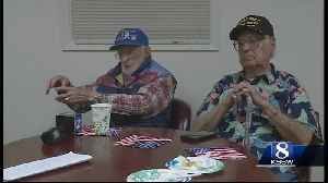 Local WWII veterans remember D-Day 75 years later [Video]